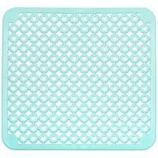tapis d evier de cuisine tapis cuisine fond d evier vert clair 30x30cm achat vente