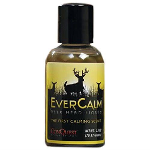 Conquest Scents EverCalm Deer Herd Scent Bottle - 2oz