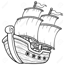 100 Pirate Ship Design Drawing At GetDrawingscom Free For Personal Use