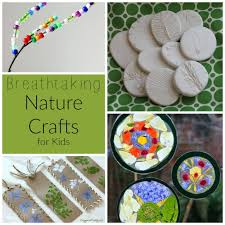 Breathtaking Nature Crafts For Kids