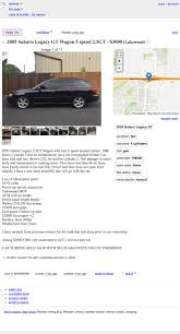 At $3,000, Might This 2005 Subaru Legacy GT Wagon's Awesomeness Let ...
