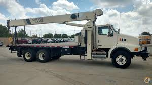 100 Truck Mileage 23 Ton National On Low Crane For Sale In Chesapeake