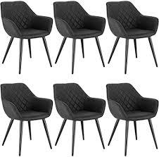 hylmm esszimmerstühle set 6 stück küchentisch stühle