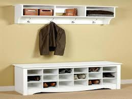 Bench Shoe Storage by Mudroom Entrance Coat Rack Bench Hallway Coat Rack Bench 36