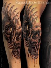 Biagios Tattoo Gallery Tattoos Realistic The Aftermath Of