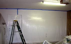 Ceiling Material For Garage by Removing Painted Popcorn Ceilings Remodeling For Geeks