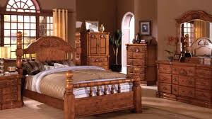 Solid Oak Bedroom Furniture Sets for Home UK