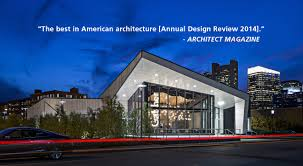 100 Best Architectural Magazines District Hall One Of Architect In American