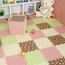 30 30 cm 9 pcs patchwork tapis de jeu pour bébé tapis magiques