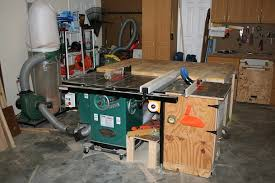Grizzly 1023 Cabinet Saw by Table Saw Upgrade Suggestions Woodworking Talk Woodworkers