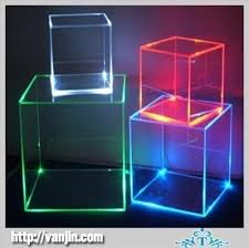 Led Lights For Display Case Stagger Transparent Square Hot Selling Skillful Acrylic Perspex Home Design Ideas