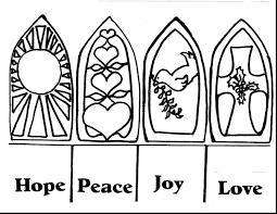 Candle Coloring Pages 100 Images Light