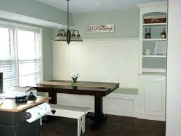 Dining Room Booth Banquette Seating Kitchen Island Bench Table