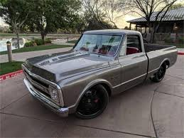 1969 Chevrolet C10 For Sale | ClassicCars.com | CC-1132765 1969 Chevrolet C10 K10 4x4 Stepside Shortbox Post Your 1960 1966 Gmc Chopped Top Pickups The 1947 1971 Chevy Short Box Cheyenne 6772 Pickup Gmc 1972 Inventory My Classic Garage Rtech Fabrications Custom Truck Fabricator Hayden Id 69 Blown Rat Rod Truck Dads Creations And Airbrush Bed For Sale 4438 Dyler Blazer K5 Is Vintage You Need To Buy Right Loud And Long Silverado For In San Jose Ca Khosh Autotrends