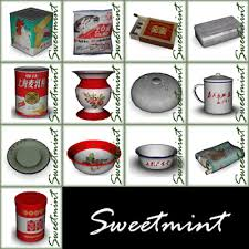 Download At SweetMint Sims 3