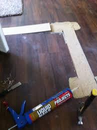 New Laminate Floor Bubbling by Brown Paper Bag Flooring U2026updates U2013 Holly U0027s Corner