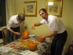 Daves Pumpkin Patch by Pumpkin Carving Beingthebrowns