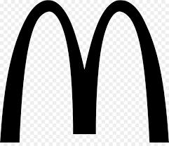McDonalds Hamburger Logo Golden Arches Clip Art