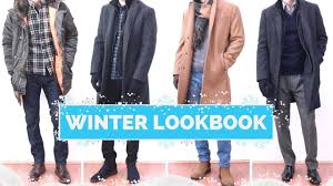 4 Winter Outfit Ideas for Men