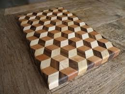 woodworking making a 3d tumbling cutting board youtube