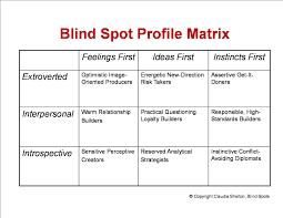 Blind Spots Coaching America s Marketing MotivatorAmerica s