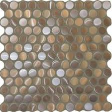 Casa Antica Pencil Tile by Stainless Steel Pencil Tile The Modern Choice Stainless Steel