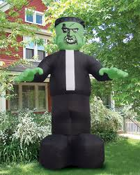 Halloween Airblown Inflatables Uk by Giant Monster Airblown Inflatable Scary Yard Decor Prop Haunted 16