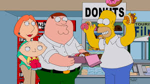 Halloween On Spooner Street Family Guy by Springfield Nuclear Power Plant Vs Pawtucket Brewery Who U0027s Got