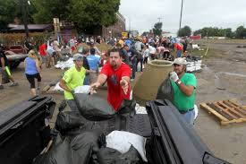100 Two Men And A Truck Cedar Rapids Iowa Braces For Second Biggest River Flood On Record