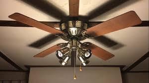 Ceiling Fan Wobble Kit by Hunter Low Profile Ceiling Fan 52