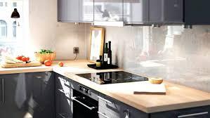 cuisine grise plan de travail bois cuisine grise plan de travail bois plan travail cuisine cuisine