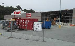 Christmas Tree Shop Middletown Ny by Kmart Redevelopment Underway In Rehoboth Cape Gazette