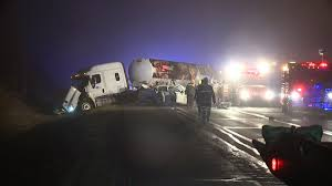 100 Central Ohio Truck Pullers One Dies In Pickup Truck Vs Semi Crash On Turnpike Fox8com