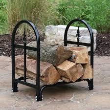 3 Strong Indoor and Outdoor Firewood rack for winter below 100$