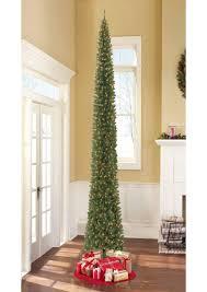 6ft Slim Christmas Tree With Lights by Christmas Artificial Christmas Trees On Sale Treetopia Slim