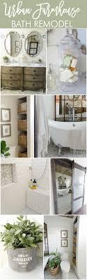 farmhouse master bathroom remodel