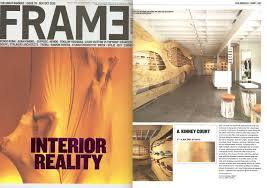 100 Home Design Mag A Kinney Court In FRAME Azine Ilan Dei Studio