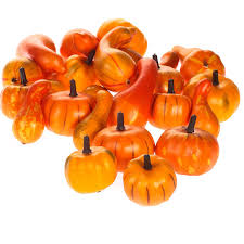 Carvable Craft Pumpkins Wholesale by Amazon Com Factory Direct Craft Realistic Fall Mini Artificial