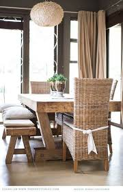Rustic Chic Dining Room Ideas by Rustic Chic Dining Room Tables Modern Home Design