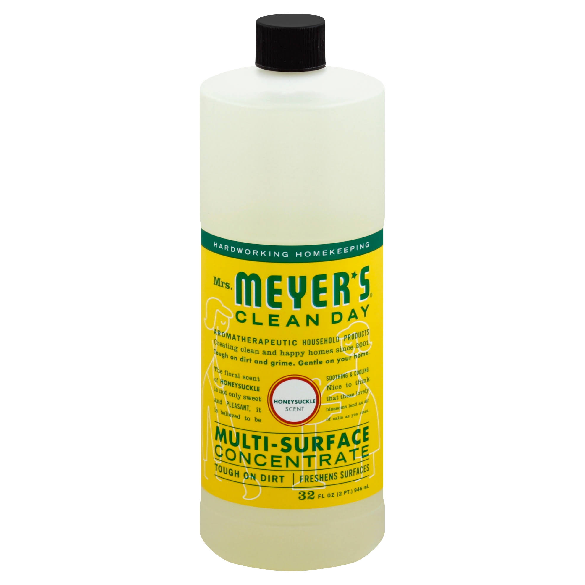 Mrs. Meyer's Clean Day All Purpose Cleaner - Honeysuckle, 32oz