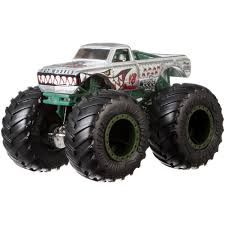 100 Monster Truck Dvd Hot Wheels S DieCast Vehicle Styles May Vary