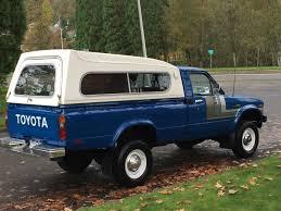 Toyota Truck 4x4 1980 Basic 1980 Toyota Pickup 4x4 Sr5 Standard Cab ...