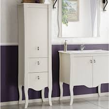 Tall Bathroom Cabinets Freestanding by Belfry Bathroom Elizabeth 45 X 155cm Freestanding Tall Bathroom 10