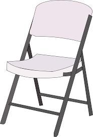 100 Folding Chair Art Clip At Clkercom Vector Clip Art Online Royalty Free