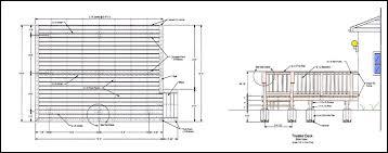 Images Deck Plans by Deck Plan Software Deck Designs Design A Deck
