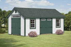 New Beautiful Collection Amish Storage Sheds For Sale Built