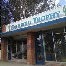 Home Saguaro Trophy