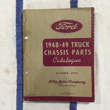 1948-49 Ford Truck Chassis Parts Catalog   #1867744167 481956 Ford Pickup Truck Parts Catalog Fenders Beds Bumpers Rocky Mountain Relics 1948 To 1955 Ford Truck Chassis Parts Accsories Book Shop 1949 1950 1951 Chassis Amazoncom Set Of Two Midwest Early Pickup Catalogs 1991 F150 300k Miles Youtube Vintage Fords Pinterest Trucks And 194856 F1 F100 Cornkiller Ifs Front End Mustang Ii Kit F1 Ford Pickup Aftermarket Bucket Seats F2 For Sale 21638 Hemmings Motor News