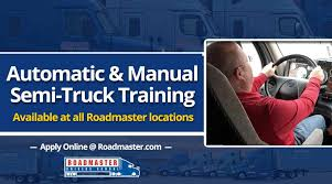 Automatic Transmission Semi-Truck Training Now Available ... Ccs Semi Truck Driving School Boydtech Design Inc Electric Stop Beginners Guide To Truck Driving Jobs Wa State Licensed Trucking Cdl Traing Program Burlington Ovilex Software Mobile Desktop And Web Tmc Trucking Geccckletartsco In Somers Ct Nettts New England Tractor Trailor Can Drivers Get Home Every Night Page 1 Ckingtruth Trailer Trainer National 02012 Youtube York Commercial Made Easy Free Driver Schools