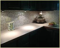 mini brick tile backsplash home design ideas
